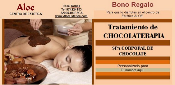 Tratamiento Spa Chocolate